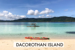 Darocotan Island – A Hidden Gem North East of El Nido