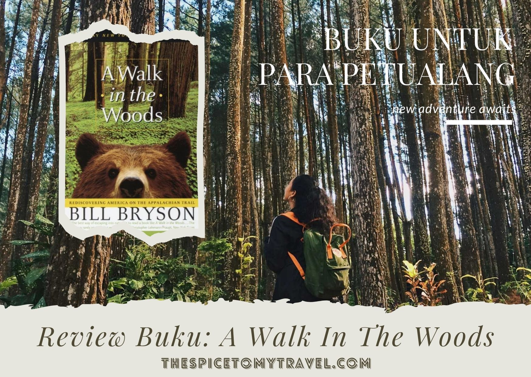 Review Buku: A Walk In The Woods