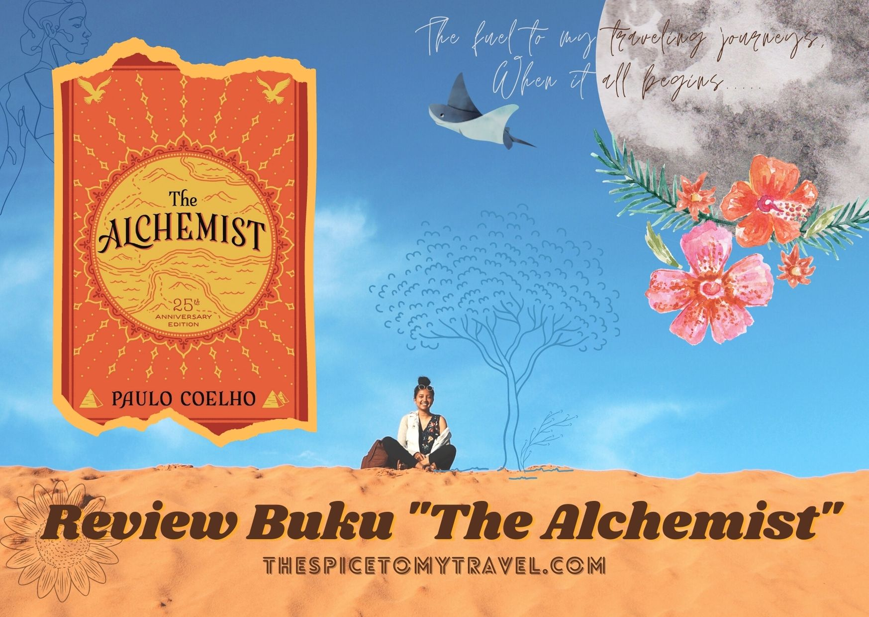 "Review Buku ""The Alchemist"""