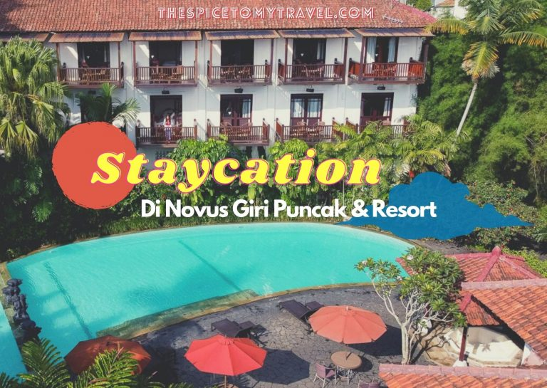 Staycation di Novus Giri