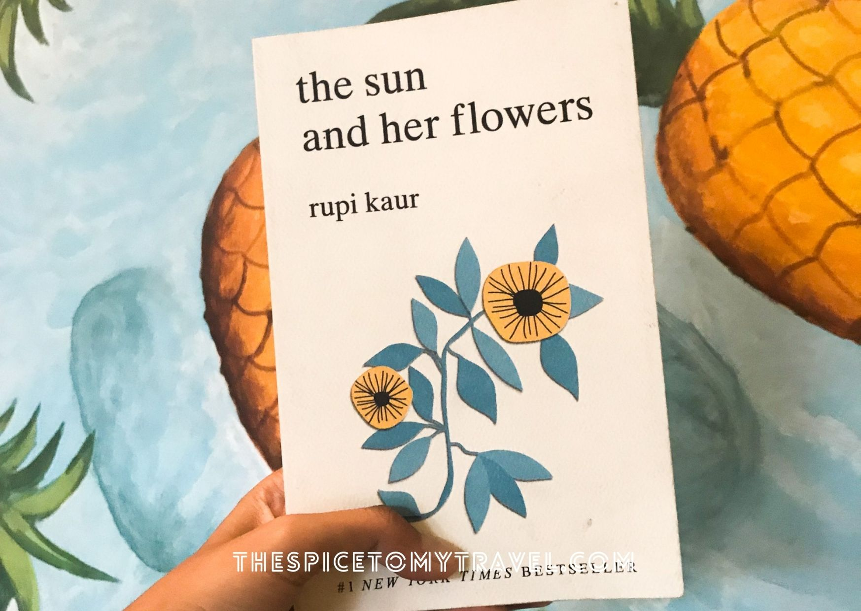Review buku sun and her flowers
