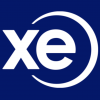 XE currency converter logo